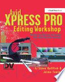 illustration Avid Xpress Pro Editing Workshop