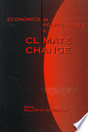 Economics and Policy Issues in Climate Change