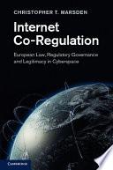 Internet Co Regulation
