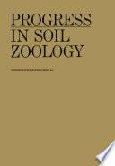Progress in Soil Zoology