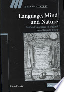 Language  Mind and Nature