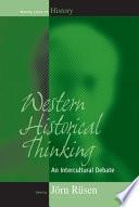 Western Historical Thinking
