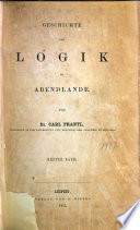 Geschichte der Logik im Abendlande