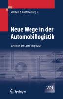 Neue Wege in der Automobillogistik