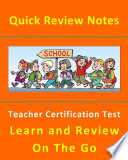 130  Quick Facts for the FTCE Elementary K 6 Language Arts   Reading Exam