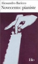 Novecento  pianiste   un monologue
