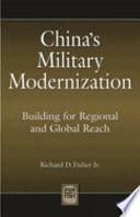 China s Military Modernization