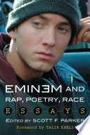Eminem And Rap Poetry Race book