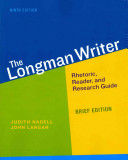 Longman Writer  The  Brief Edition