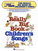 292  Really Big Book of Children s Songs