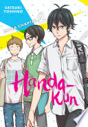 Handa-kun, Extra : we'd seen the last chapter, the whole...