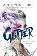 Glitter Book Cover