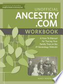 Unofficial Ancestry com Workbook