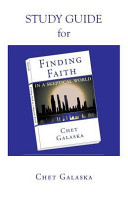Study Guide for Finding Faith in a Skeptical World