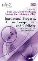 Intellectual Property  Unfair Competition and Publicity