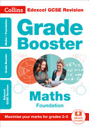 Collins Gcse Revision and Practice - New Curriculum - Edexcel Gcse Maths Foundation Grade Booster for Grades 3-5