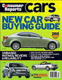 Consumer Reports New Car Buying Guide 2008