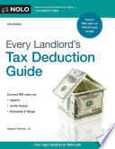Every Landlord s Tax Deduction Guide
