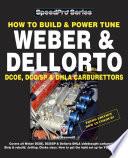 How To Build Power Tune Weber Dellorto Dcoe Dco Sp Dhla Carburettors 3rd Edition