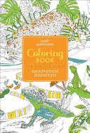 Posh Panorama Adult Coloring Book  Rainforests Unfurled