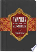 Vampires  Werewolves  Zombies