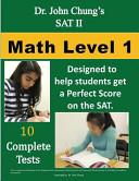 Dr  John Chung s SAT II Math Level 1