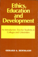 Ethics, Education, and Development