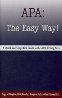 Apa The Easy Way