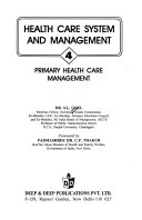 Health Care System And Management Primary Health Care Management