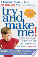 Try And Make Me! : in children, creating a seven-level program designed...