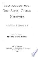 Saint Edmund s Bury Book PDF