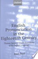 English Pronunciation In The Eighteenth Century : who is best known for his political writings,...