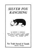 Silver Fox Ranching