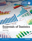 Essentials of Statistics  Global Edition