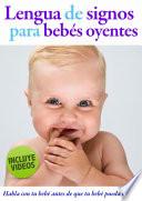 Lengua de signos para beb  s oyentes
