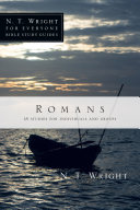 Romans : walks you through romans in this guide designed...