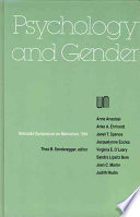 Psychology and Gender