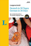 Langenscheidt German in 30 Days