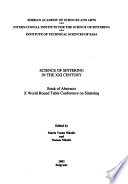 Science of Sintering in the XXI Century