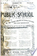 School and Home Education