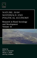 Nature, Raw Materials, and Political Economy