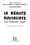 La Réalité socialiste