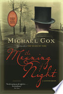The Meaning of Night Book PDF