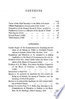 Reports for the Years 1834, 1835, and 1836