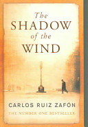 The Shadow of the Wind Book Cover