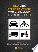 Road And Off Road Vehicle System Dynamics Handbook