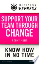Business Express Support Your Team Through Change