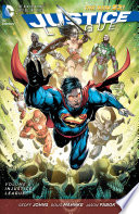 Justice League Vol  6  Injustice League