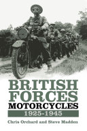 British Forces Motorcycles 1925 1945