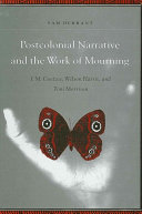 download ebook postcolonial narrative and the work of mourning pdf epub